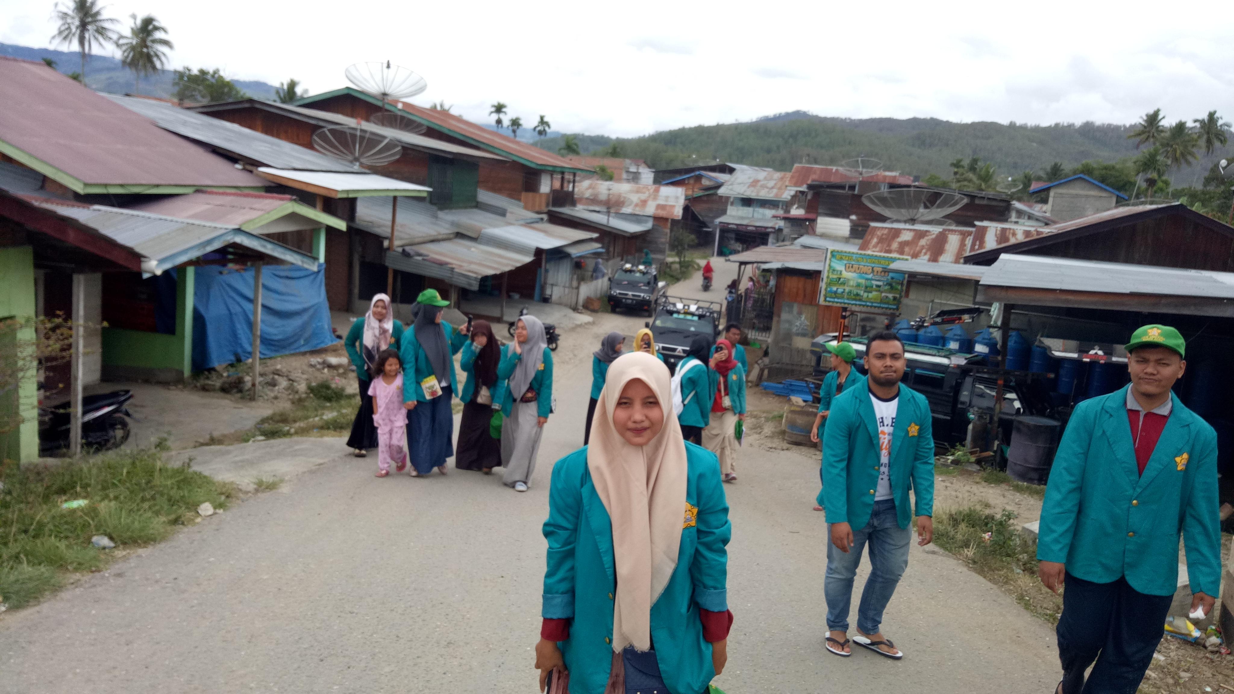 keliling desa