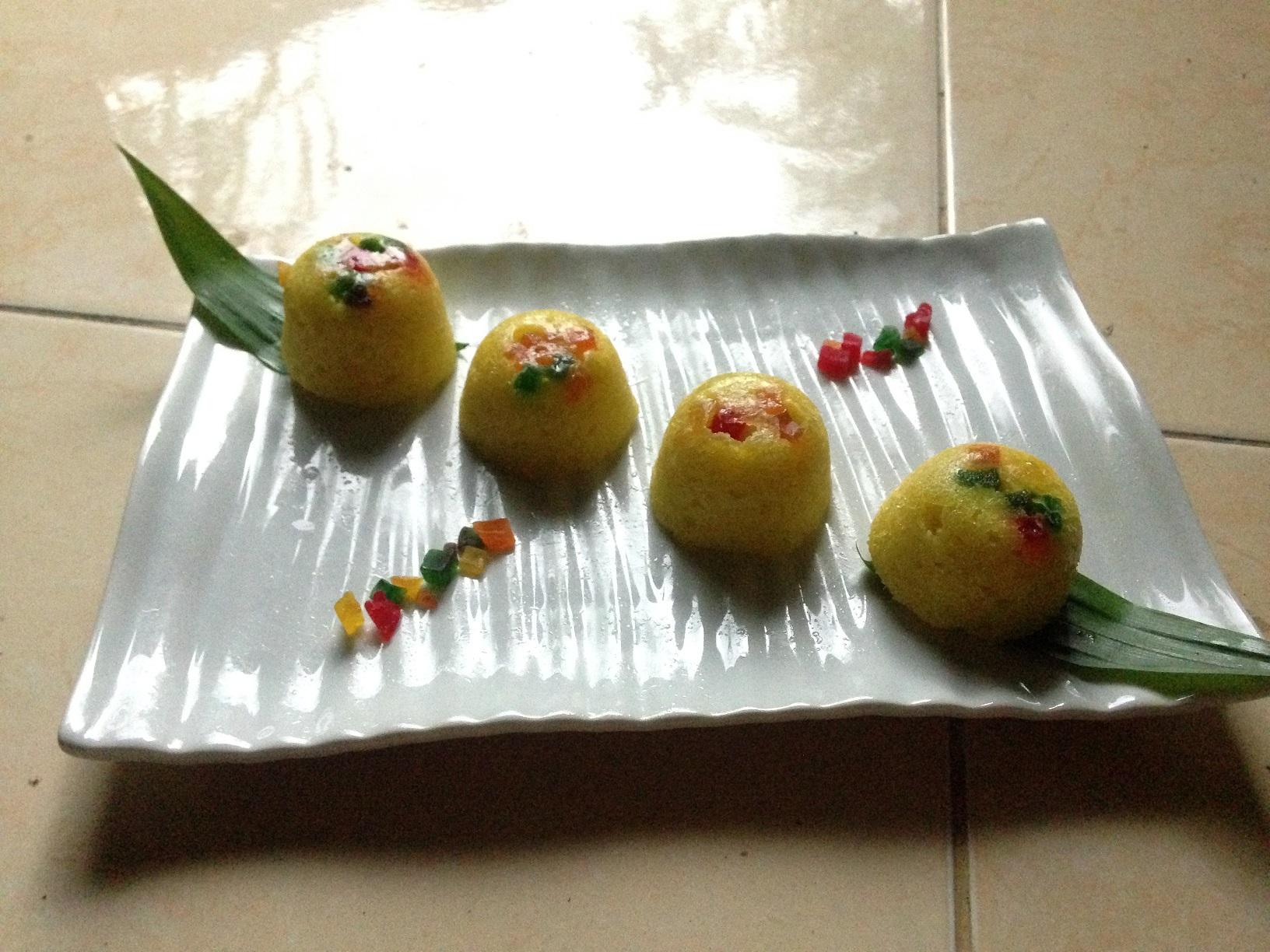Pembuatan Kue Ubi Nanas Dari Ubi Kayu Singkong Kelompok At237