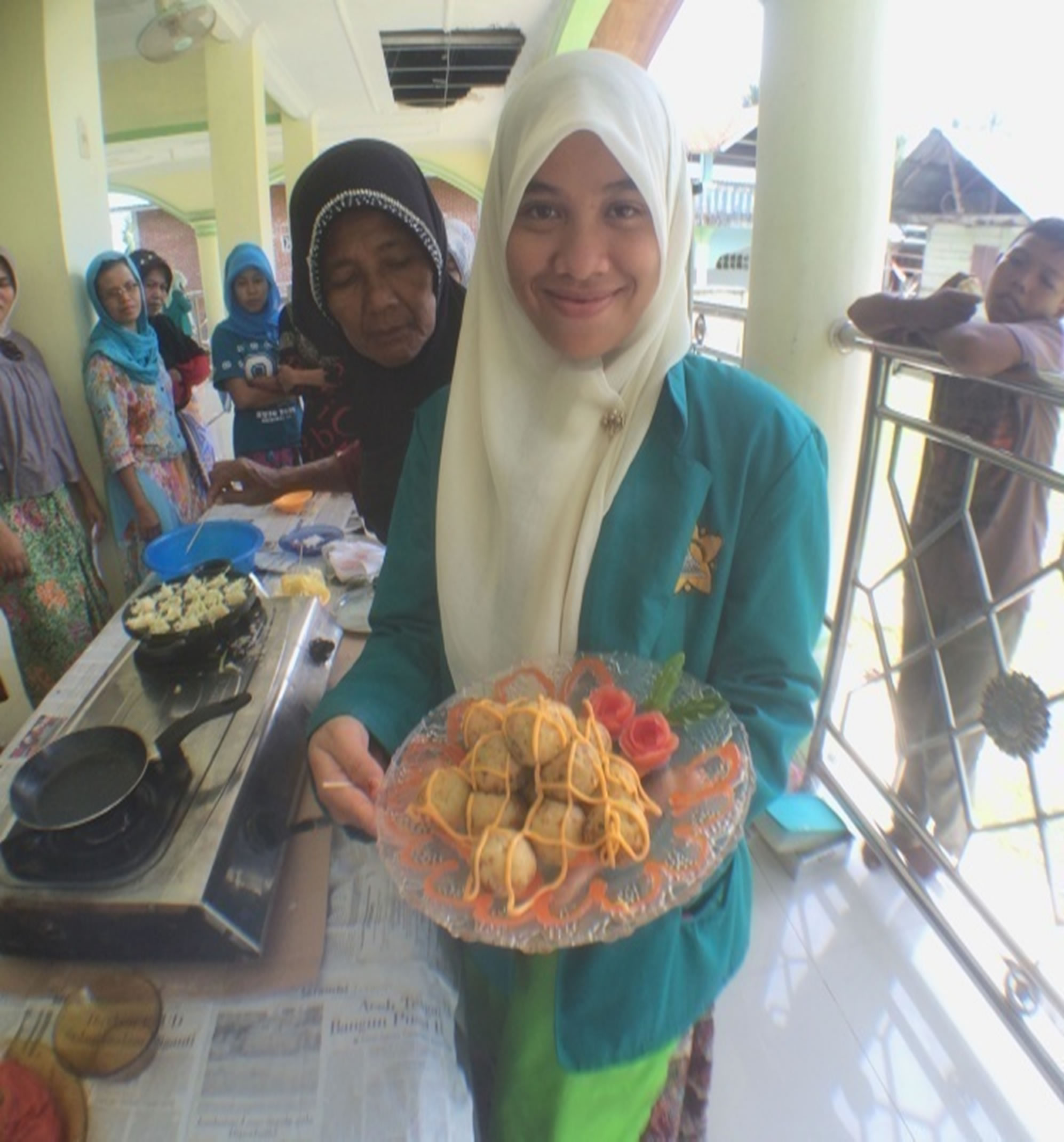 Pengenalan Masakan Kontinental Gampong Rawa Tungkop